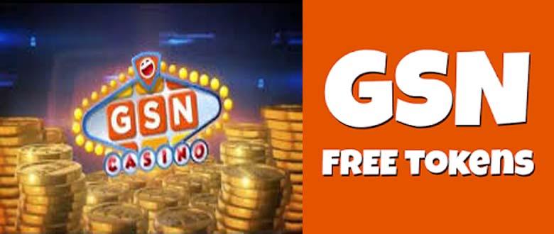 Gsn Casino Free Tokens